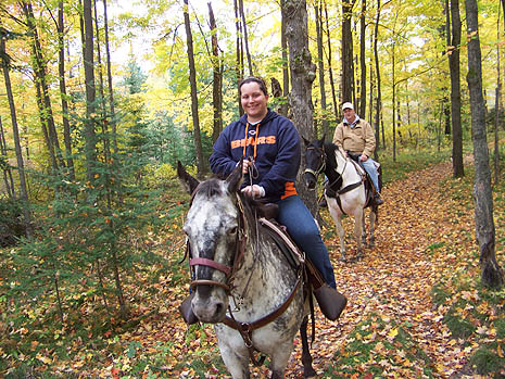 A Trail Riding Experience you will surely love!