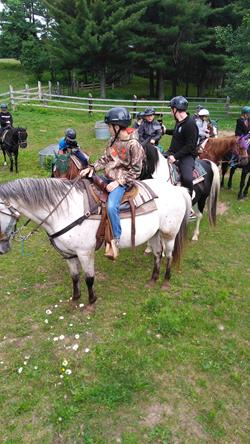 Horseback Riding Stables WI | Instructed Horseback Riding